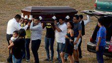 Gewaltwelle historischen Ausmaßes in Mexiko