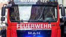 Fahrzeuge standen in Wien-Liesing in Flammen