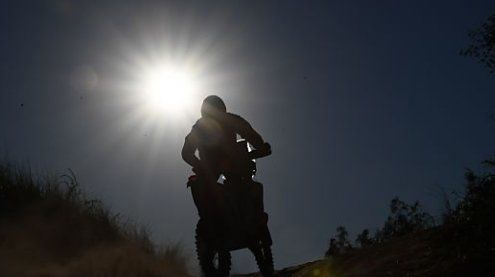 Dakar-Motorradwertung: Walkner gewann als erster Österreicher