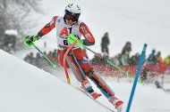 Kristoffersen gewann Slalom in Kitzbühel vor Hirscher