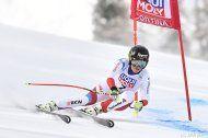 Erster Saisonsieg für Gut - Schmidhofer in Cortina Dritte