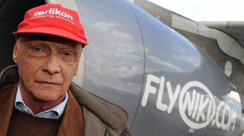 Niki wird an Niki Lauda verkauft