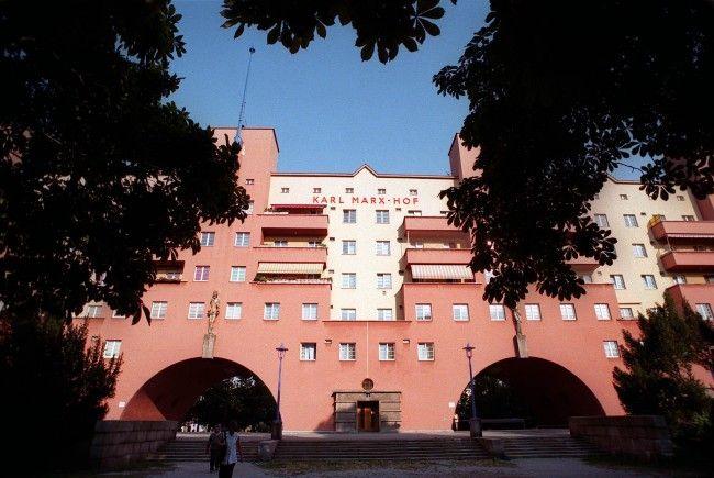 Der Karl-Marx-Hof ist der schönste Gemeindebau Wiens.