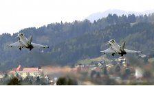 Bundesheer sorgt für Luftraumschutz