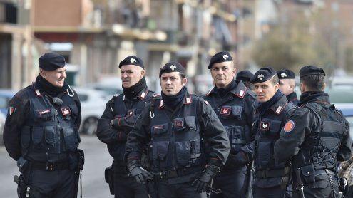 Schlag gegen die Cosa Nostra: 56 Personen wurden festgenommen