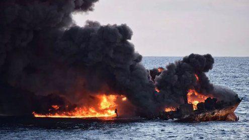 Öltanker gesunken: Experten warnen vor Umweltkatastrophe