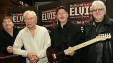 Autogrammstunde von Elvis-Gitarrist Burton