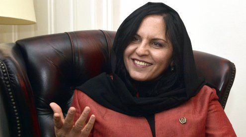 Afghanische Botschafterin will Stopp von Zwangsabschiebungen