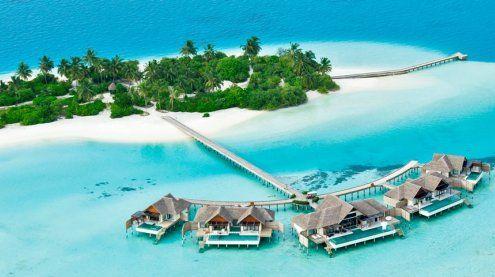 Ab ins Paradies auf die Malediven