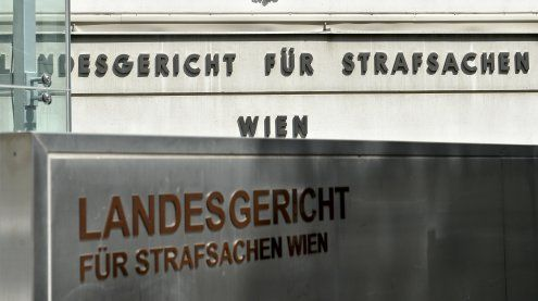 Frau von Dachterrasse gestürzt: Wiener wegen Mordes vor Gericht