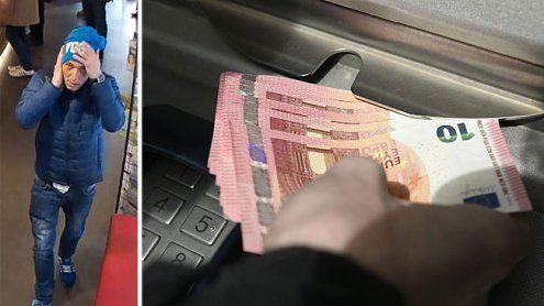 Mann nach dem Geld Abheben in Wien ausgeraubt: Fahndung läuft