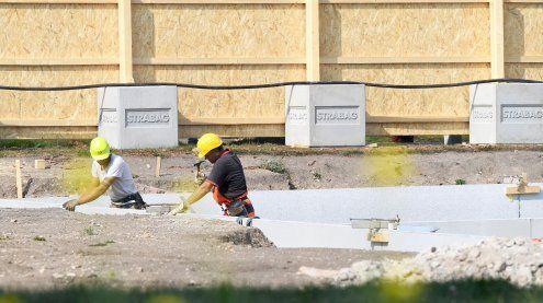 Baukosten in Österreich sind 2017 um 3,5 Prozent gestiegen