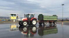 Traktorunfälle forderten 2017 fünf Todesopfer