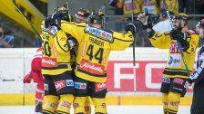 Vienna Capitals siegten in Zagreb 6:2