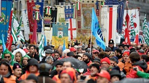 Wahlkampf: Italienische Parteien rufen zu Demonstrationen auf