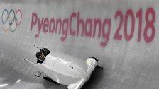 Russische Bobpilotin unter Dopingverdacht
