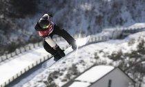 Kanadier Toutant siegt im Snowboard-Big-Air-Bewerb