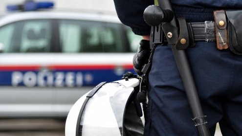 Bei Auseinandersetzung in Wien-Fünfhaus mit Messer bedroht