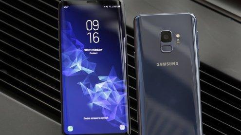 Galaxy S9: Samsung zeigt seine neue Smartphone-Oberklasse