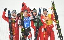 Nordische Kombination: Bronze für Österreich