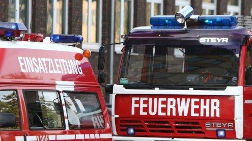 Brände in NÖ: Schwerverletzter und zwei Verletzte in einer Nacht