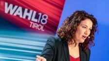 Grüne legten Kosten für Tiroler-Wahlkampf offen