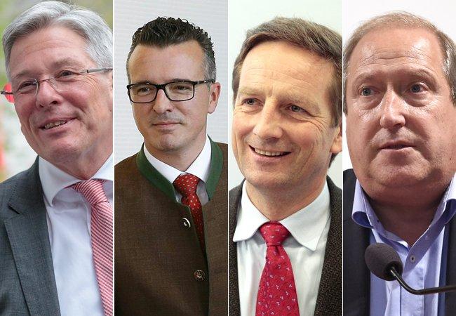 Die Kurzporträts der Spitzenkandidaten der Landtagswahl in Kärnten 2018.