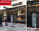 Einbruch in der Wiener Kärntner Straße: Mit gestohlenem Auto in Juweliergeschäft gefahren