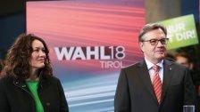 Günther Platter (ÖVP) hat die Qual der Wahl