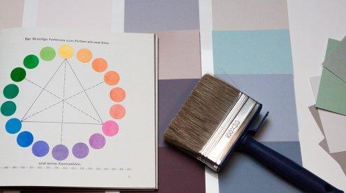 Kleines Bad ganz groß: Diese Wandfarben helfen Ihnen dabei