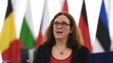 Hoffnung auf Strafzölle-Ausnahme für EU