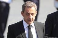 Frankreichs Ex-Präsident Sarkozy in Polizeigewahrsam