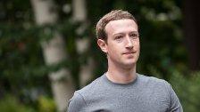 Zuckerberg zeigt sich im Daten-Skandal geläutert
