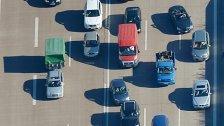 Osterreiseverkehr: Stau nur auf Fernpassstrecke