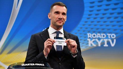 Vorjahresfinale Juve-Real im CL-Viertelfinale, Barca-Roma