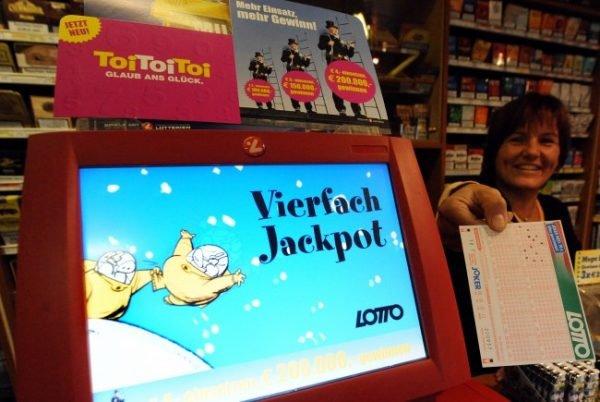 Wiener gewinnt bei Lotto-Vierfachjackpot mehr als 2,8 Millionen