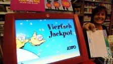 Lotto: Wiener gewinnt bei mehr als 2,8 Millionen