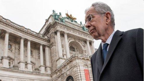 Glückwünsche zum Wahlsieg: Van der Bellen sendete Brief an Putin