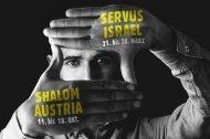 """Servus Israel!"": Erster Teil des Jüdischen Filmfestivals"