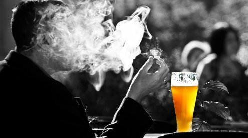 Rauchverbot bringt laut IHS keine Umsatzeinbußen in Gastronomie
