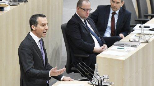 Oppositionsparteien lassen kein gutes Haar an Regierungs-Budget