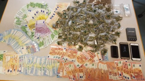 Groß-Dealer in Wien verkaufte Marihuana sogar an 14-Jährige