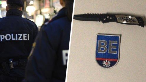 Mehrere Personen mit Messer bedroht und Reifen zerstochen