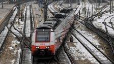 NÖ: 18-Jähriger stirbtbei Unfall mit ÖBB-Zug