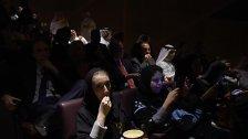 Kino in Saudi-Arabien seit über 35 Jahren eröffnet
