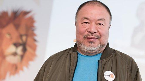 Ai Weiwei bei Internationaler Tierschutz-Konferenz in Wien