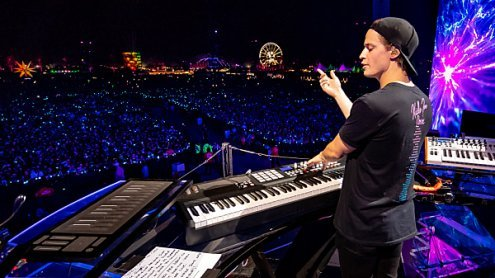 Beging Star-DJ Avicii Selbstmord?