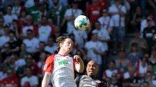 Gregoritsch-Tor bei 2:0-Sieg von Augsburg