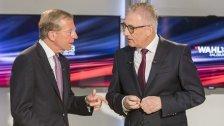 Salzburger ÖVP startete Sondierungsgespräche