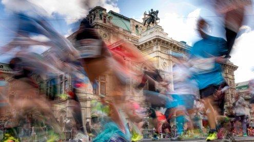 Vienna City Marathon 2018: Alle Straßensperren im Überblick
